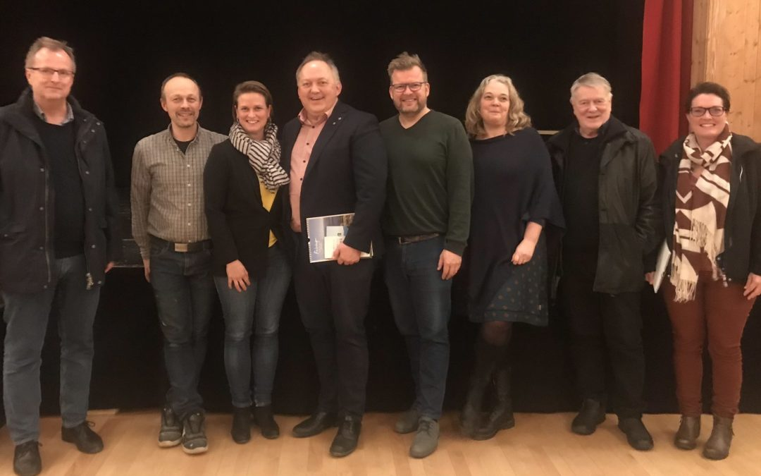 Dialogmøte på Fløygir