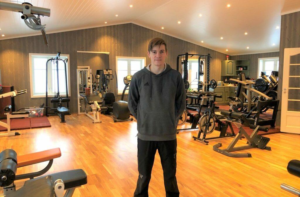 Nytt treningssenter i Feiring