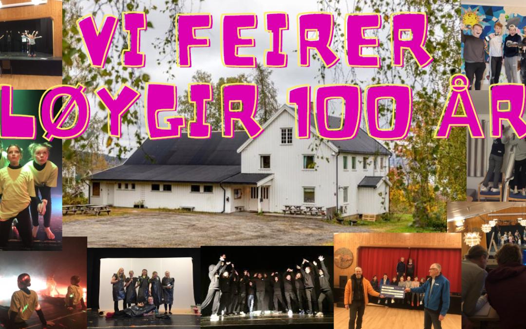 Fløygir 100 år – åpen dag